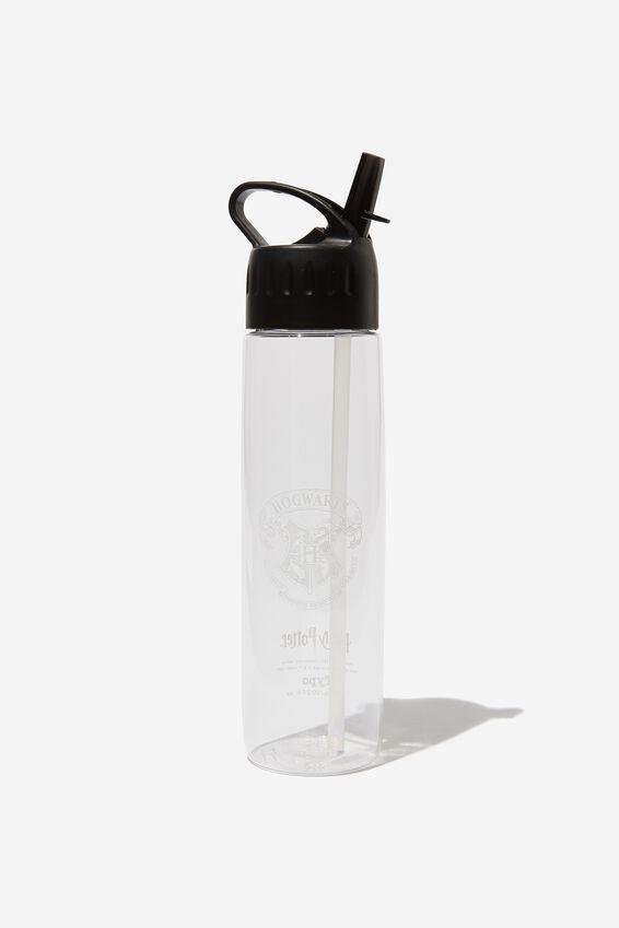 Harry Potter Refresher Drink Bottle, LCN WB HOGWARTS CREST