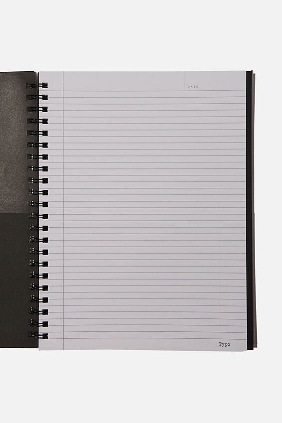 A4 Campus Notebook Recycled, POWER