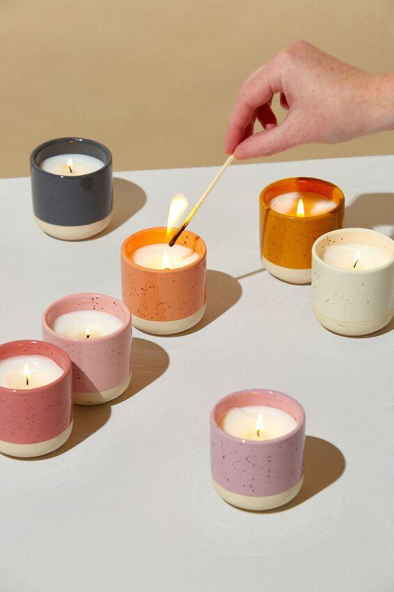 Double Dip Candle, ECRU