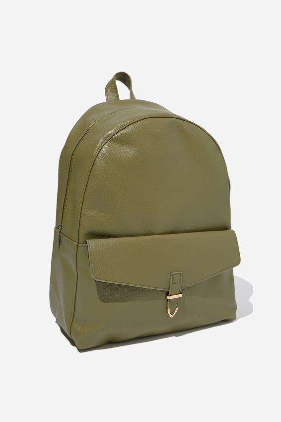 Scholar Backpack, OLIVE