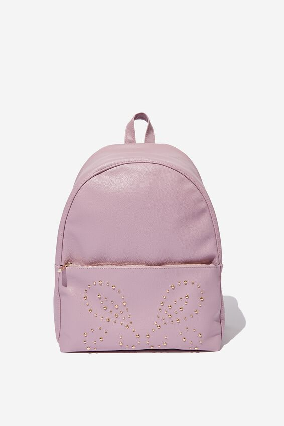 Scholar Backpack, DUSTY PLUM