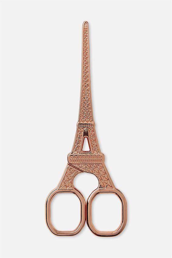 Eiffel Scissors, ROSE GOLD