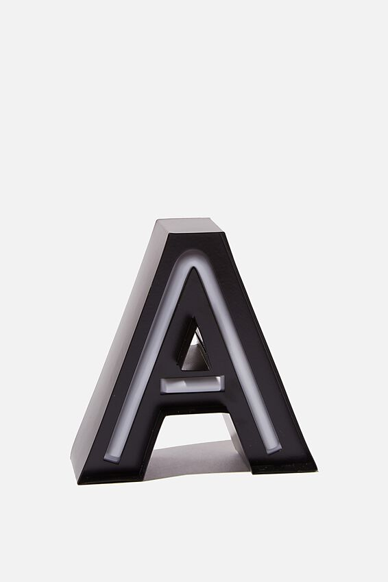 Alpha Tube Light, BLACK A