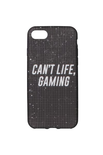 Printed Phone Cover 7, 8, CAN'T LIFE GAMING