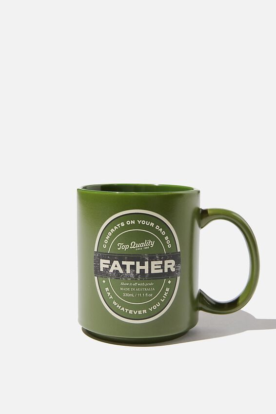Daily Mug, FATHER