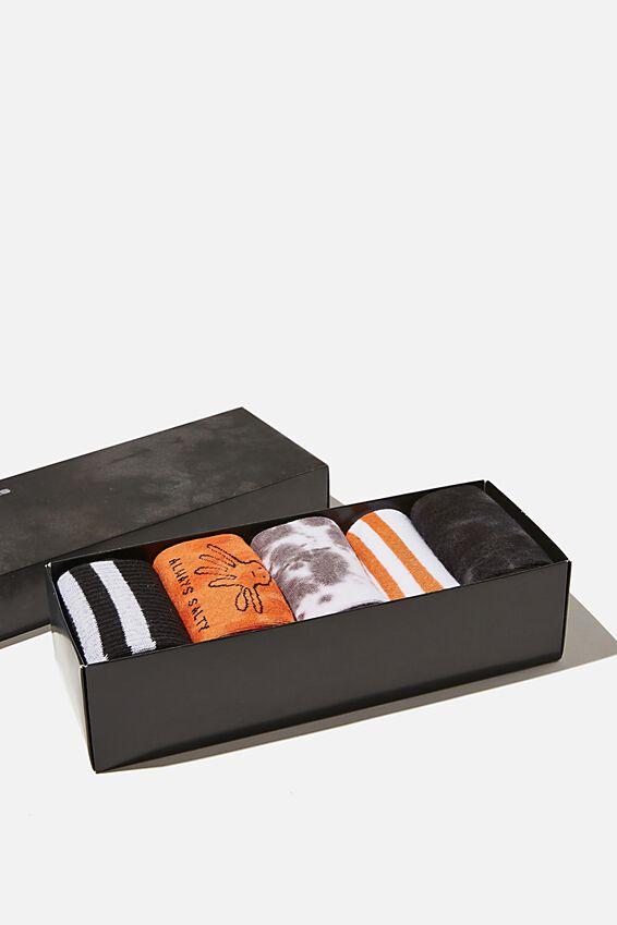 Box Of Socks, TIE DYE MEMES!
