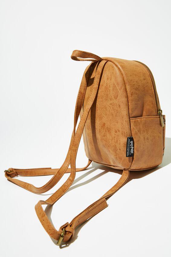 Mini Cairo Backpack, LCN WB HPO HOGWARTS CREST OVERSIZED