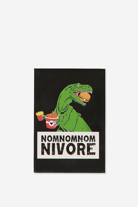 Quirky Magnets, NOMNIVORE