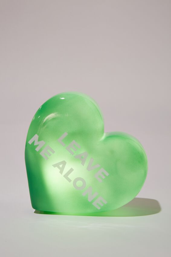 Small Novelty Light, CANDY HEART