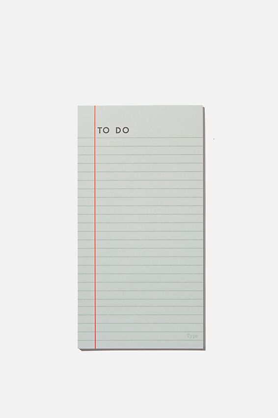 Make A List Note Pad, TO DO
