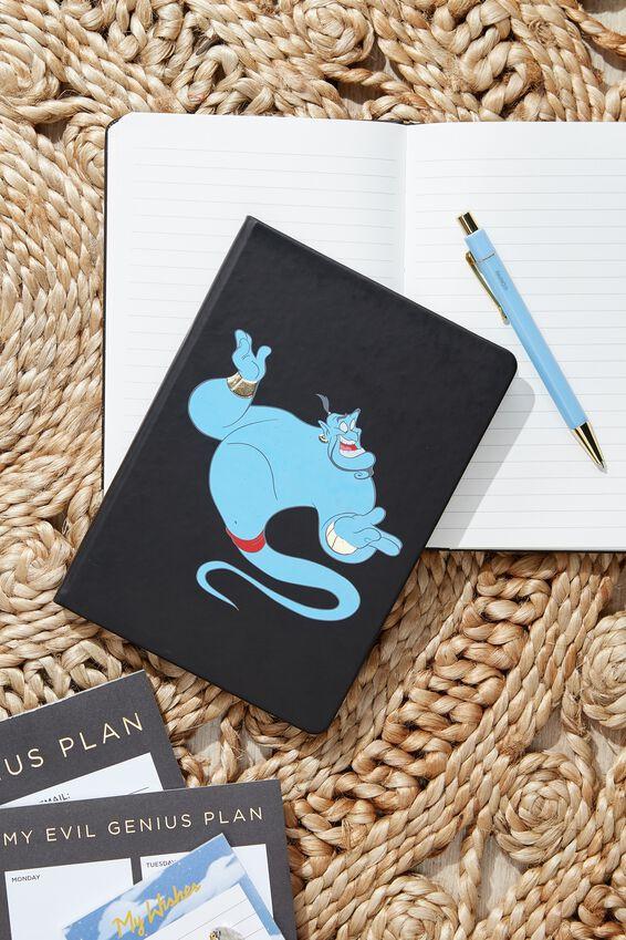 A5 Lcn Notebook, LCN DIS ALADDIN GENIE