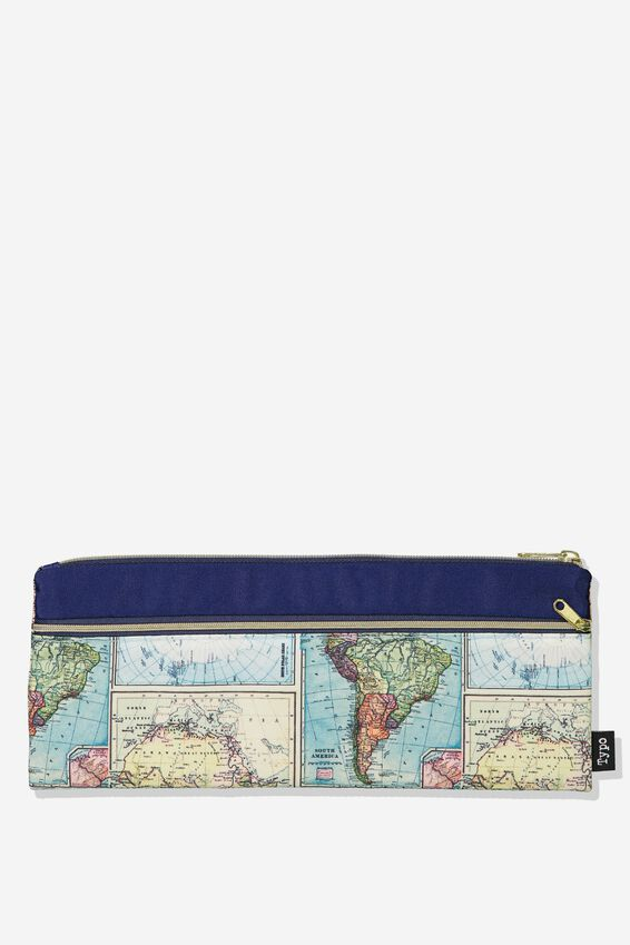 Patti Pencil Case, MAP