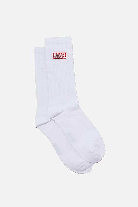 Socks, LCN MAR LOGO TUBE