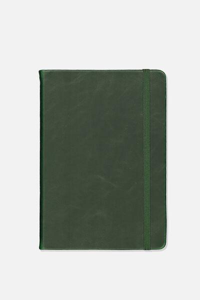 Medium Buffalo Journal, DEEP GREEN