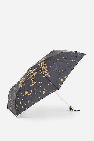 Umbrella, THANK GOODNESS