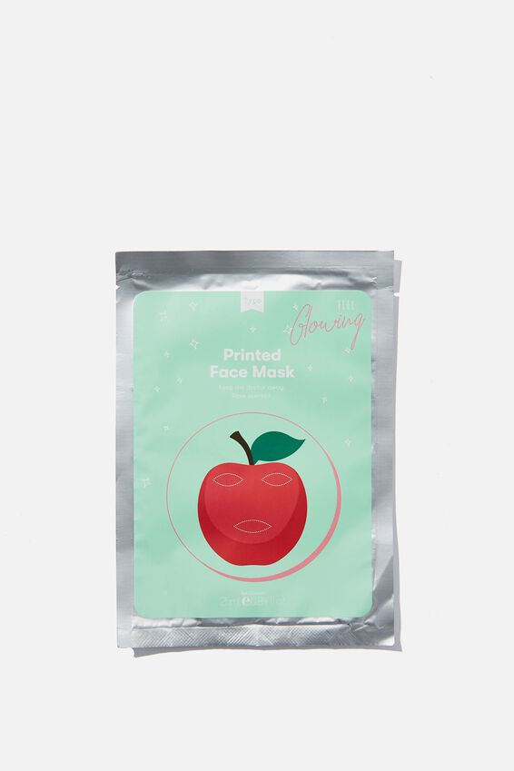 Face Mask, APPLE DAY