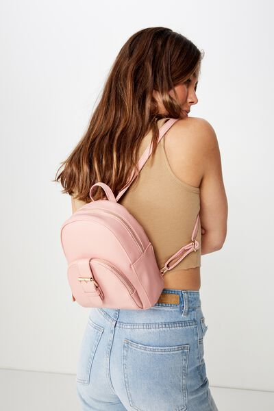 Sunset Mini Backpack, DUSTY PINK