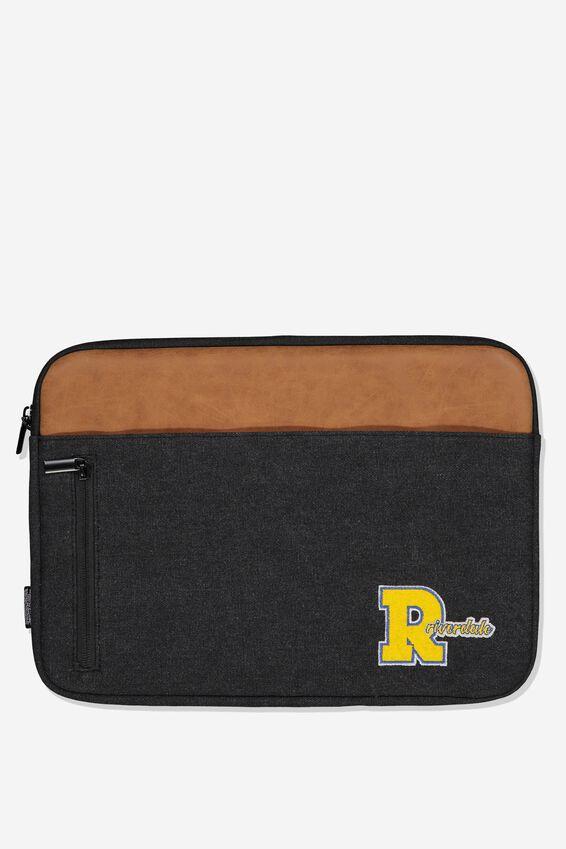 Riverdale Laptop Cover 13 Inch, LCN WB RIVERDALE