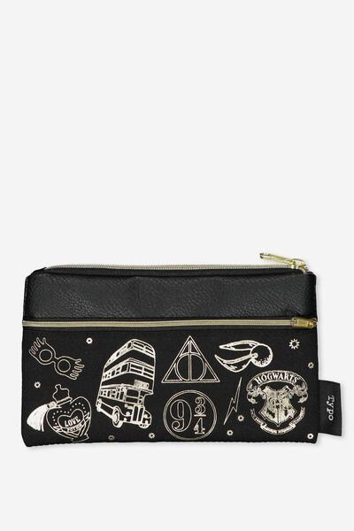 Archer Pencil Case, LCN HP YARDAGE