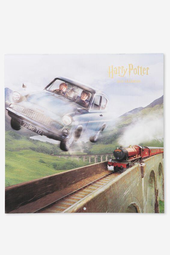 Harry Potter Calendar 2019, LCN HARRY POTTER