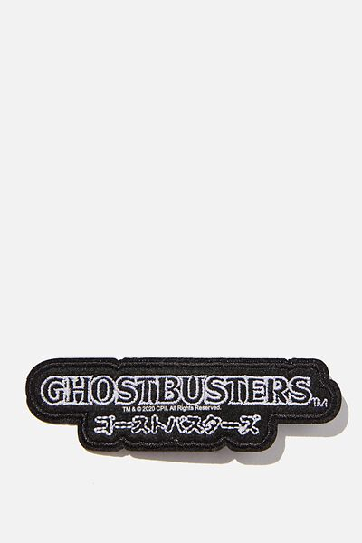 Fabric Badge, LCN SON GHOSTBUSTERS