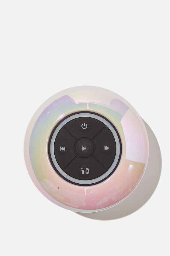 Wireless Led Shower Speaker, IRIDESCENT SPECTRUM 2.0