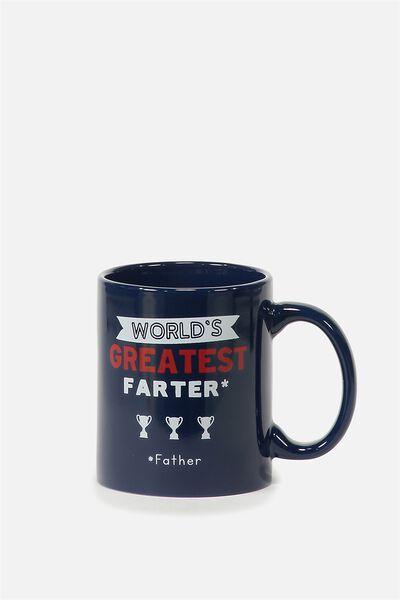 Anytime Mug, GREATEST FARTER