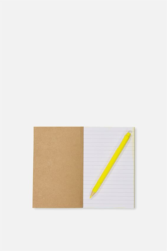 Initial Notebook Set, K - YELLOW