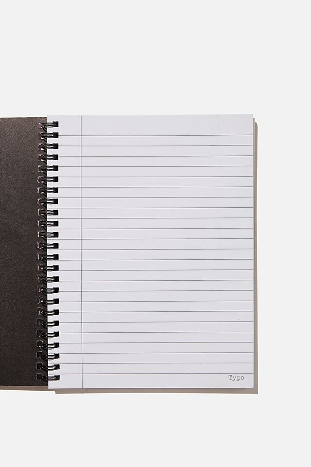A5 Irvins Spinout Notebook Recycled, LCN IRVINS ISMY SOULMATE