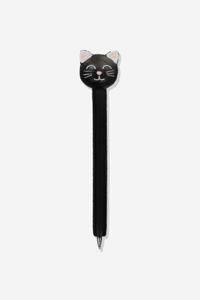 Novelty Pen, BLACK CAT