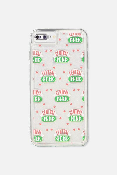 Shake It Phone Case 6, 7, 8 Plus, LCN FRIENDS CENTRAL PERK