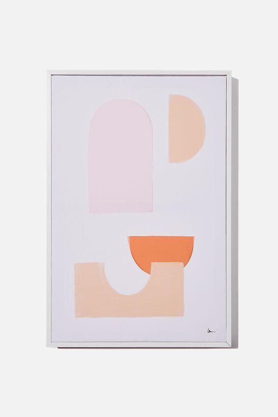 40 X 60 Canvas Art, ARCH DESIGN