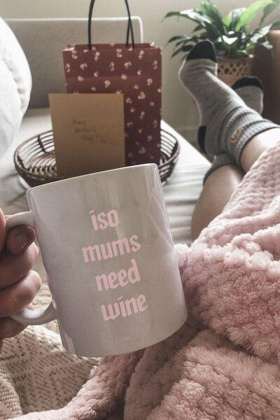 Personalised Mug, MUMS IN ISO