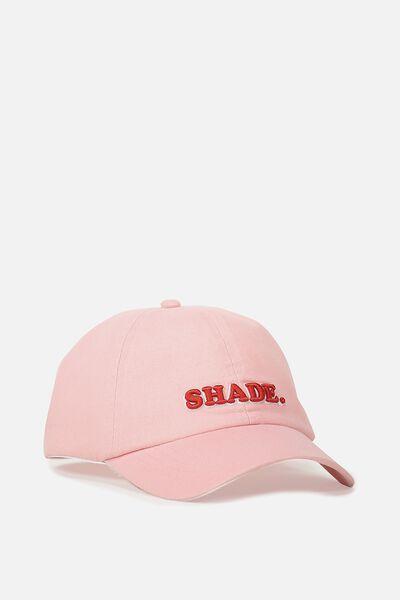 Novelty Caps, SHADE