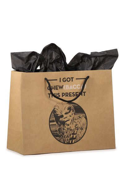 Stuff It Bag Medium With Tissue Paper, LCN CHEW