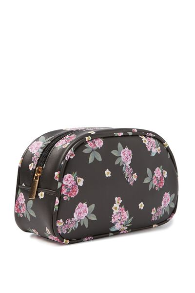 Fly High Cosmetic Case, FLORAL