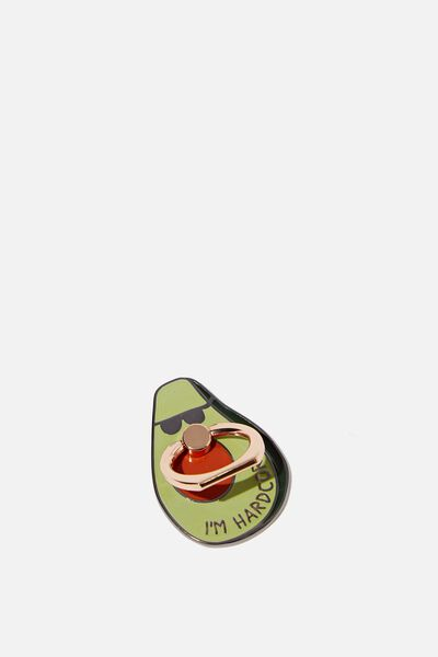 Enamel Phone Ring, AVO