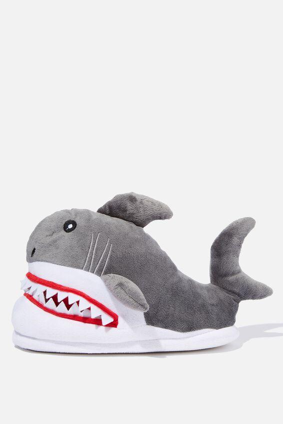 Slippers, SHARK