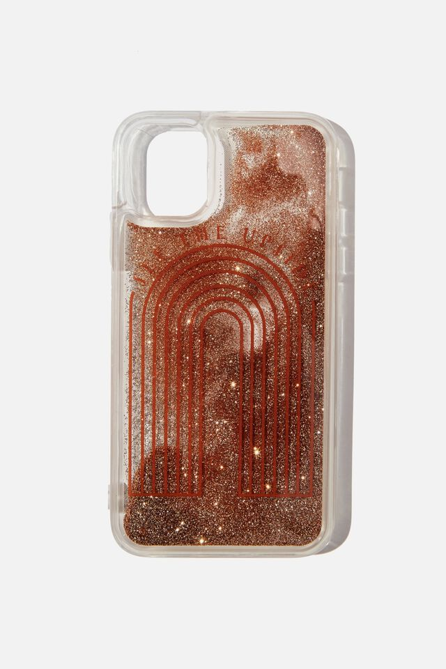 Shake It Phone Case Iphone 11, SEE THE UPSIDE