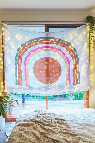 Usb Extra Long Curtain Lights, WARM LIGHT