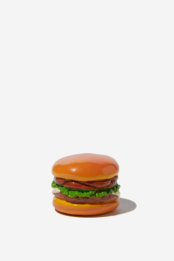 Resin Pencil Sharpener, BURGER