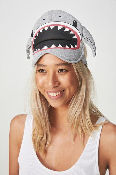 Premium Sleep Eye Mask, SHARK