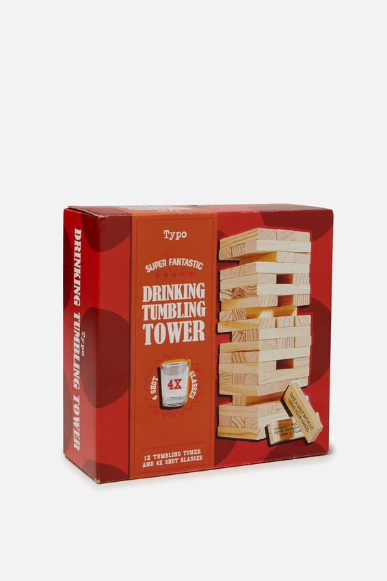Drinking Tower Game, JONAH