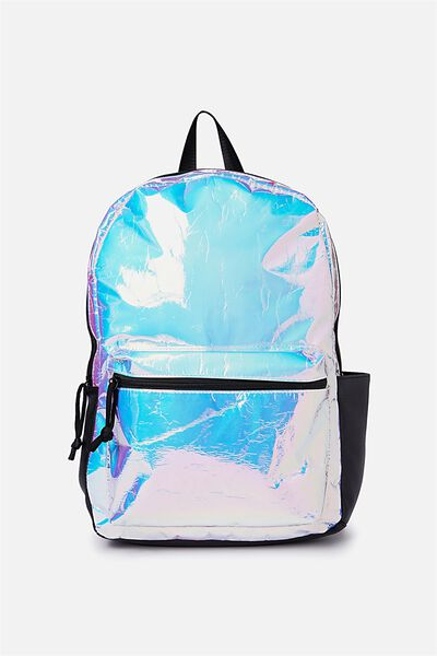 Student Backpack, IRIDESCENT