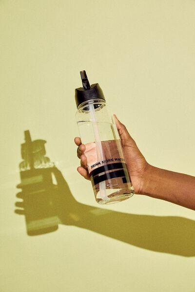 Hydrator Drink Bottle, DRINK MORE WATER