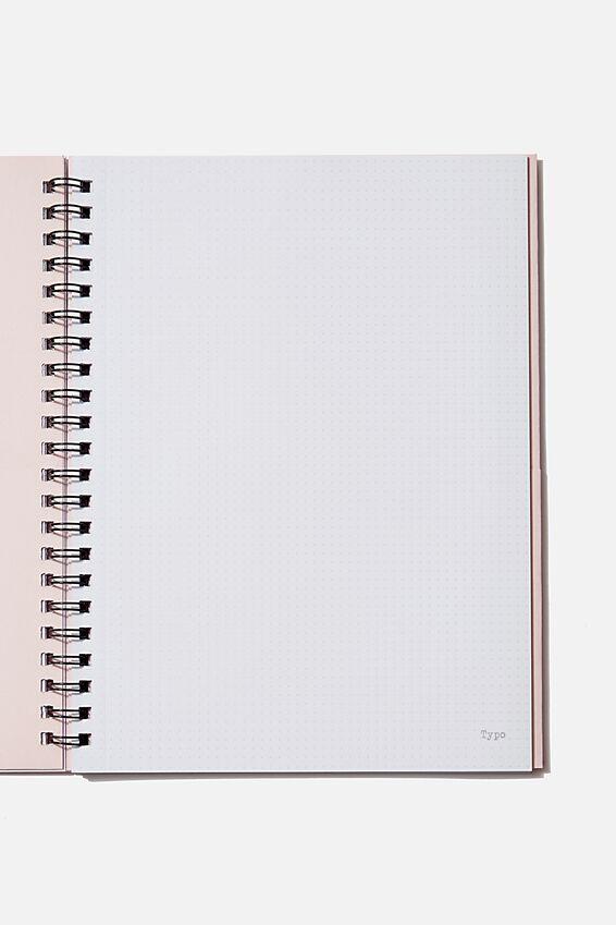 A4 Campus Notebook Dot Internal, DO GOOD EVERYDAY