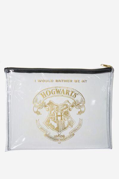 Printed Document Wallet, LCN HP HOGWARTS