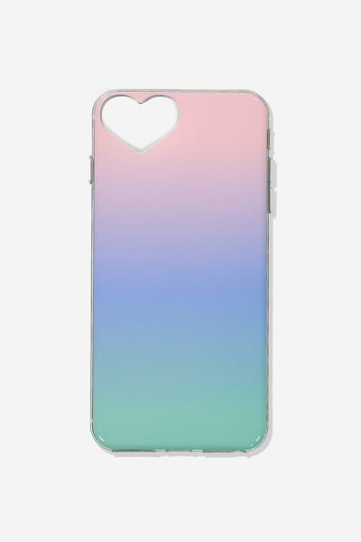 Printed Phone Cover 6,7,8 Plus, OMBRE