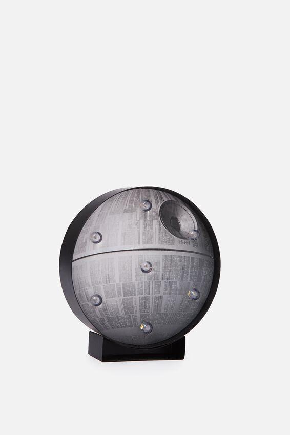 Shaped Mini Marquee Light, LCN DEATH STAR