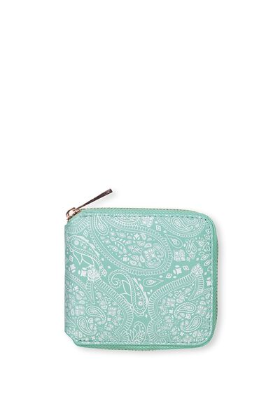 Everyday Wallet, BLUE LACE